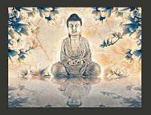 Fototapete Buddha of prosperity 231 cm x 300 cm