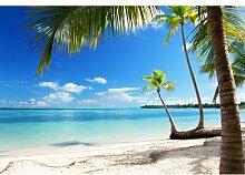 Fototapete Caribbean Sea 175 cm x 115 cm
