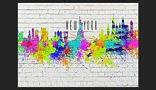 Fototapete Colors of New York 245 cm x 350 cm