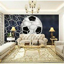 Fototapete Cool Fußball Fototapete Wohnzimmer