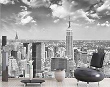 Fototapete Des Wandtapetenschwarzweiß New- York