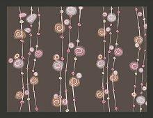 Fototapete Design: Abstrakt - Rosen 231 cm x 300 cm