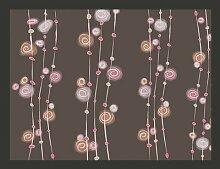 Fototapete Design: Abstrakt - Rosen 309 cm x 400 cm