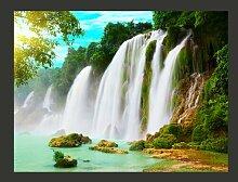 Fototapete Detian - Wasserfall (China) 231 cm x