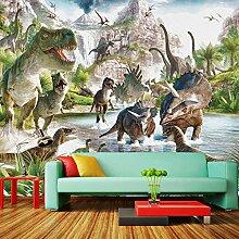 Fototapete Dinosaurier Vlies Tapete Moderne