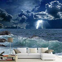 Fototapete Donner Und Wolken 3D Wandbilder Für