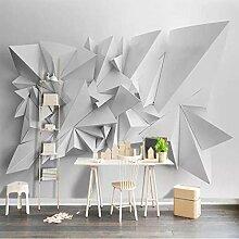Fototapete Dreidimensionales Muster Moderne