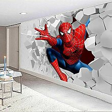 Fototapete Durchbreche Die Mauer 3D Wandbilder