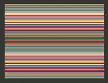 Fototapete Einfache Streifen 231 cm x 300 cm
