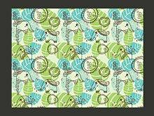 Fototapete Elefanten (für Kinder) 154 cm x 200 cm