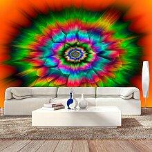 Fototapete - Farbenkaleidoskop