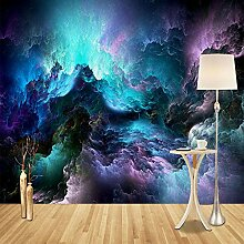 Fototapete Farbige Wolken 3D Wandbilder Für