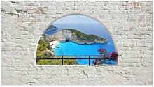 Fototapete Fenster der Fantasie 2,8 m x 550 cm