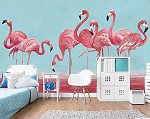 Fototapete Flamingo Vlies Tapete Moderne Wanddeko