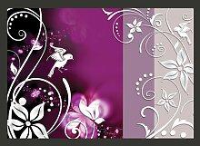 Fototapete Floral fantasy 280 cm x 400 cm East