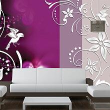 Fototapete Floral fantasy cm 400x280 Artgeist