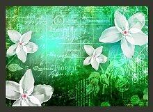 Fototapete Floral notes 280 cm x 400 cm East Urban