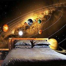 Fototapete Foto Tapete 3D Universum Planet