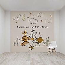 Fototapete Friends Forever 3 m x 280 cm Winnie the