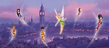 Fototapete FTDNh5306 Photomurals Disney Fairies