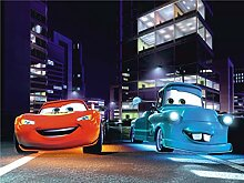 Fototapete FTDNxxl5001 Photomurals Disney Cars