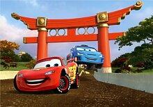 Fototapete FTDNxxl5006 Photomurals Disney Car2
