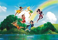 Fototapete FTDNxxl5009 Photomurals Disney Fairies