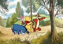 Fototapete FTDNxxl5013, Disney Winnie Pooh