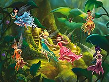 Fototapete FTDNxxl5032 Photomurals Disney Fairies