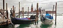 Fototapete FTG 0939 Venedig Gondeln