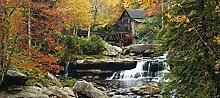Fototapete FTNh2712 Photomurals Wasserfall
