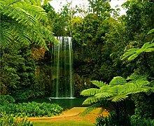 Fototapete FTNxxl0386, Wasserfall