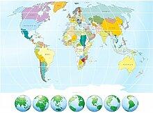Fototapete FTNxxl2414 Photomurals Atlas
