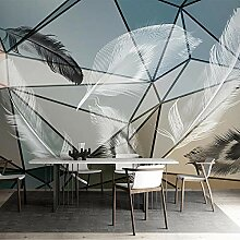 Fototapete Für Wände 3D Nordic Modern Geometric