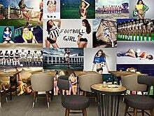Fototapete Fußball Baby Ktv Bar Restaurant