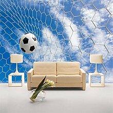 Fototapete Fußball Tapeten Wandbilder Sofa