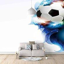 Fototapete Fußball-Thema Vliestapete Wandbild