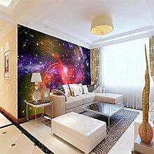 Fototapete Galaxy Moderne Wandbild Tapete 3D -