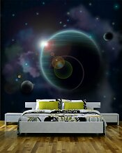 Fototapete geheimnisvolles Weltall 280 x 270 cm