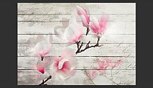 Fototapete Gentleness of the Magnolia 210 cm x 300