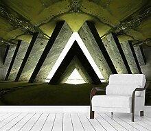 Fototapete Geometrisches Dreieck Vlies Tapete