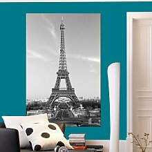 Fototapete Giant Art XXL La Tour Eiffel 200 cm x