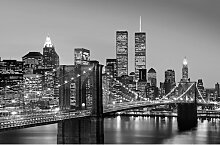 Fototapete Giant Art XXL Manhattan Skyline at