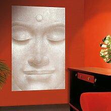 Fototapete Giant Art XXL Smiling Buddha 115 cm x