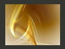 Fototapete Gold fractal background 154 cm x 200 cm