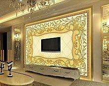 Fototapete Goldenes Blatt 150x105cm S Vliestapete
