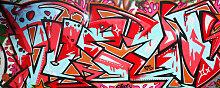 Fototapete Graffiti 19586494