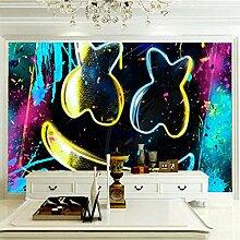 Fototapete Graffiti Leinwand Wandbild Kunstdruck