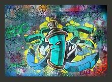 Fototapete Graffiti Maker 245 cm x 350 cm