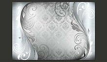 Fototapete Gray Ornament 210 cm x 300 cm